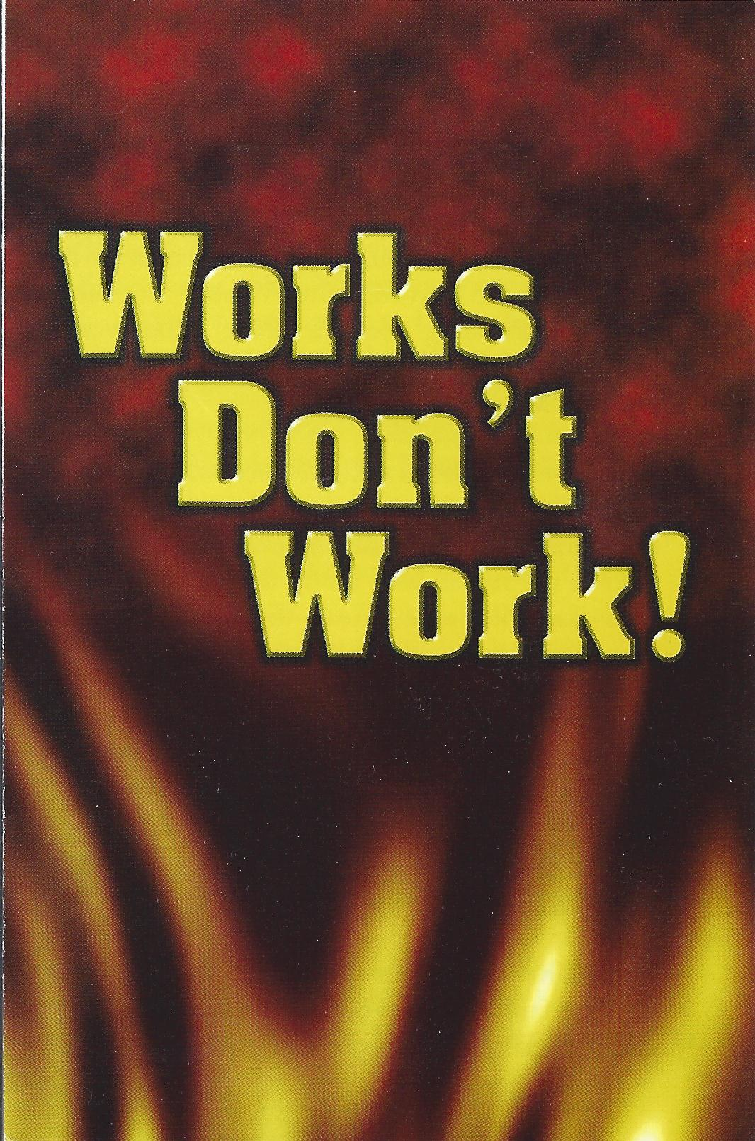 Works Don't Work image